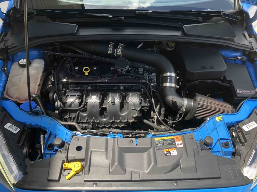 Focus RS Engine